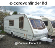 Abbey Impression 520 L 2003 4 berth Caravan Thumbnail