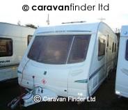Abbey Spectrum 535 2004  Caravan Thumbnail