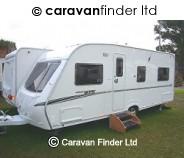 Abbey GTS 418 2007  Caravan Thumbnail