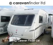 Abbey GTS 215 2008  Caravan Thumbnail