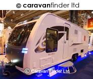 Alaria Alaria Ti AUTOLEVEL 2017 4 berth Caravan Thumbnail