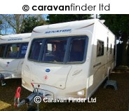 Bailey Indiana S6 2009 4 berth Caravan Thumbnail