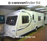Bailey Sancerre S7 SOLD 2010 4 berth Caravan Thumbnail