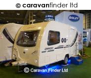 Bailey Orion 400 2011  Caravan Thumbnail