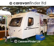 Bailey Orion 430 SOLD 2011 4 berth Caravan Thumbnail