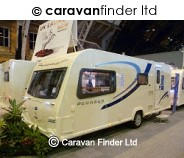 Bailey Pegasus Milan S2 2011  Caravan Thumbnail