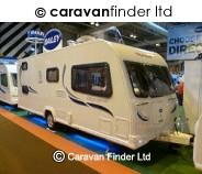 Bailey Olympus 540 2012  Caravan Thumbnail