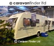 Bailey Orion 450 2012  Caravan Thumbnail