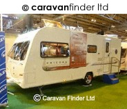 Bailey Unicorn Madrid 2012 4 berth Caravan Thumbnail