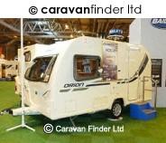 Bailey Orion 400 2013  Caravan Thumbnail
