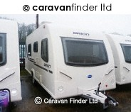 Bailey Orion 460 2013  Caravan Thumbnail