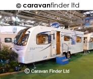 Bailey Pegasus GT65 Turin 2013 6 berth Caravan Thumbnail