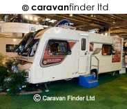 Bailey Unicorn Cadiz S2 2013 4 berth Caravan Thumbnail
