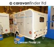 Bailey Pursuit 400 2014  Caravan Thumbnail