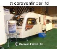 Bailey Unicorn Barcelona S2 2014 4 berth Caravan Thumbnail