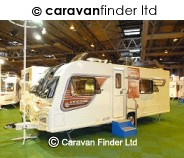 Bailey Unicorn Valencia S2 2014 4 berth Caravan Thumbnail