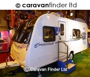 Bailey Pegasus Modena SOLD 2016 4 berth Caravan Thumbnail