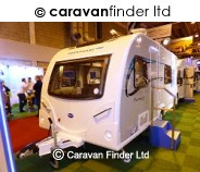 Bailey JIVE 430 2016  Caravan Thumbnail