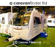 Bailey Unicorn Cadiz S3 2016 4 berth Caravan Thumbnail