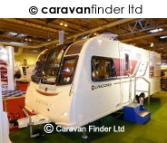Bailey Unicorn Cartagena S3 2016 4 berth Caravan Thumbnail