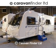 Bailey Pegasus Verona SOLD 2017 4 berth Caravan Thumbnail