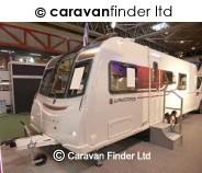 Bailey Unicorn Barcelona 2017 4 berth Caravan Thumbnail
