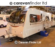 Bailey Unicorn Cadiz 2017 4 berth Caravan Thumbnail