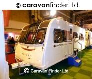 Bailey Unicorn Cordoba 2017 4 berth Caravan Thumbnail