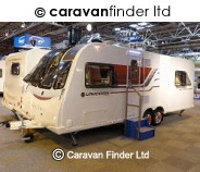 Bailey Unicorn Pamplona SOLD 2017 4 berth Caravan Thumbnail