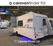 Bailey Pegasus Rimini GT70 2018 4 berth Caravan Thumbnail