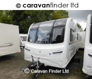Bailey Unicorn Cadiz 2018  Caravan Thumbnail