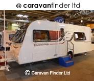 Bailey Unicorn Madrid 2018 3 berth Caravan Thumbnail