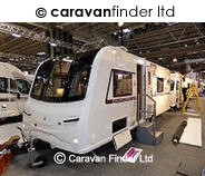 Bailey Unicorn Barcelona 2019 4 berth Caravan Thumbnail