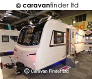 Bailey Unicorn Cartagena 2019 4 berth Caravan Thumbnail