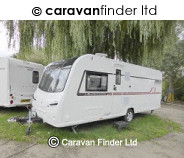 Bailey Unicorn Vigo 2019 4 berth Caravan Thumbnail