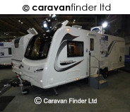Bailey Unicorn Cartagena Black Edition 2020 4 berth Caravan Thumbnail