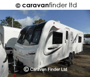 Bailey Unicorn Pamplona Black Edition 2020 4 berth Caravan Thumbnail