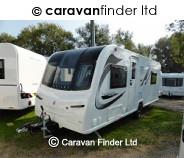 Bailey Unicorn Cabrera 2021  Caravan Thumbnail