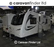 Bailey Unicorn Valencia 2021 4 berth Caravan Thumbnail