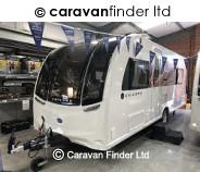 Bailey Unicorn Cabrera 2022  Caravan Thumbnail