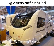 Bessacarr By Design 525 2015  Caravan Thumbnail