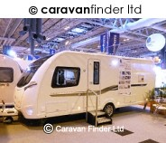Bessacarr By Design 580 2014 2015  Caravan Thumbnail