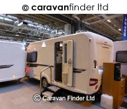 Bessacarr By Design 495 2017  Caravan Thumbnail