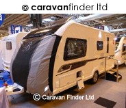 Bessacarr By Design 525 2017  Caravan Thumbnail