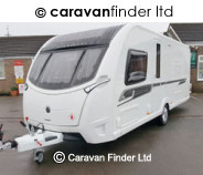 Bessacarr By Design 580 2017 4 berth Caravan Thumbnail
