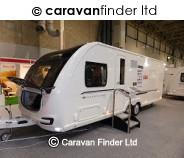 Bessacarr By Design 845 2020  Caravan Thumbnail