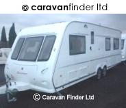 Buccaneer Caravel 2004 4 berth Caravan Thumbnail