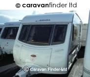 Coachman Amara 450 2003 2 berth Caravan Thumbnail