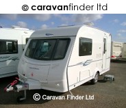 Coachman Amara 380 2008 2 berth Caravan Thumbnail