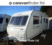 Coachman VIP 535 2008  Caravan Thumbnail